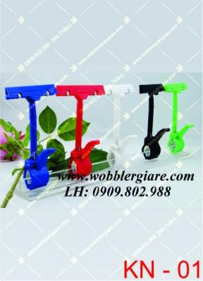 sản xuất wobbler, sản xuất kẹp nhựa, phụ kiện shop, phụ kiện mở shop, phụ kiện trang trí, kẹp giá