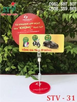 Chuyên sản xuất wobbler để bàn tại Hà Nội, gia công wobbler Hà Nội, sản xuất wobbler Hà Nội